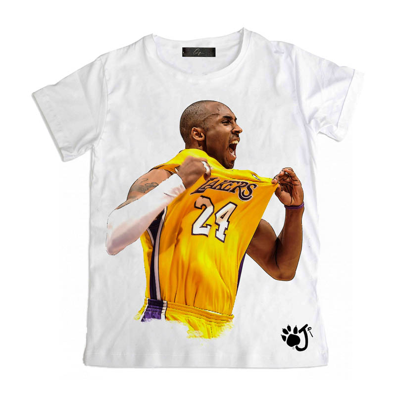 T-Shirt bambino 24LAKERS | Oji Italia