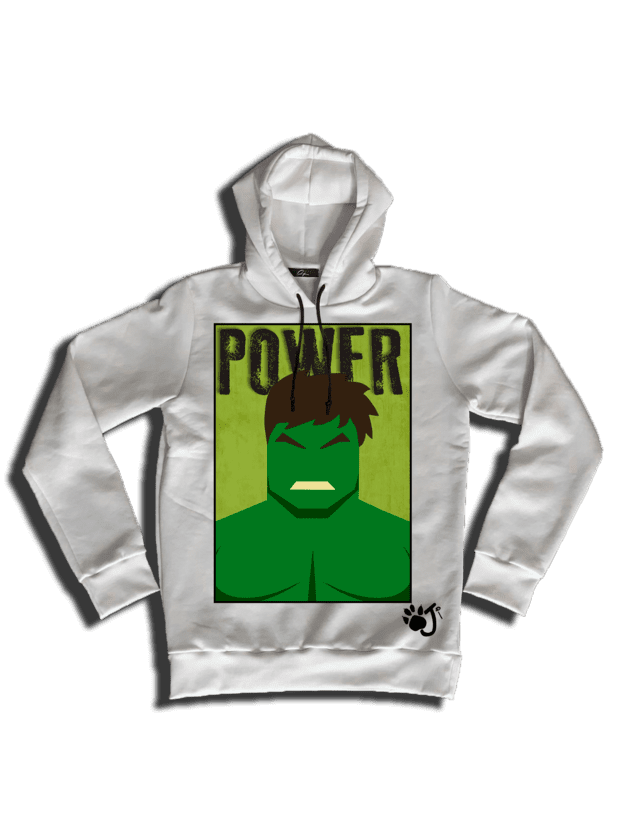 Felpa Oji Power