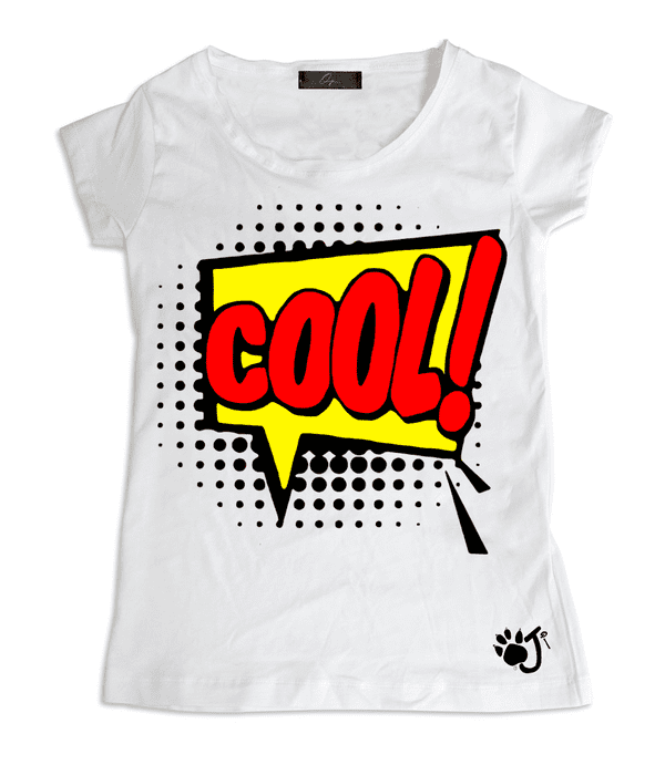 T-Shirt Donna POP COOL | Oji Italia