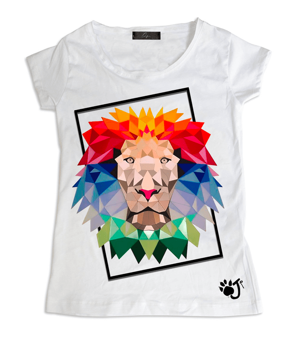 T-Shirt Donna POP KING | Oji Italia