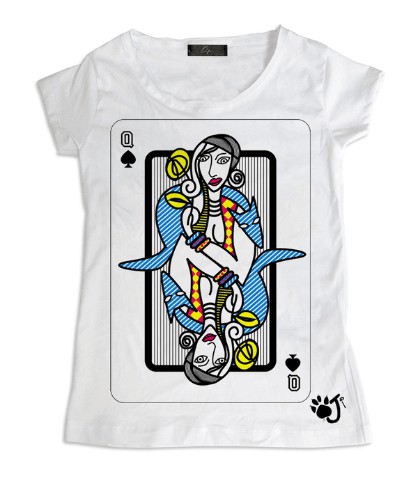 T-Shirt Donna POP SMILE | Oji Italia
