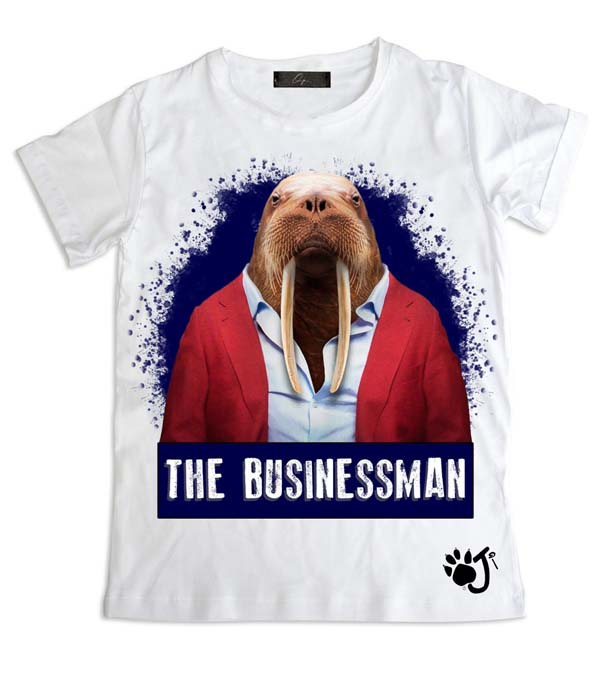 Pop The Businessman