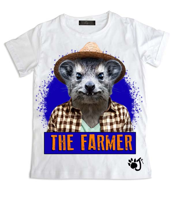 Pop The Farmer Uomo