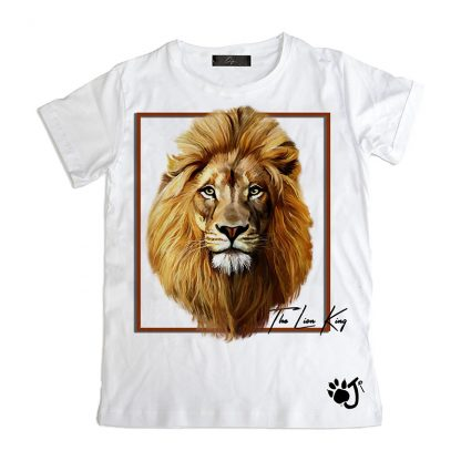 T Shirt Bambino So002 The Lion King
