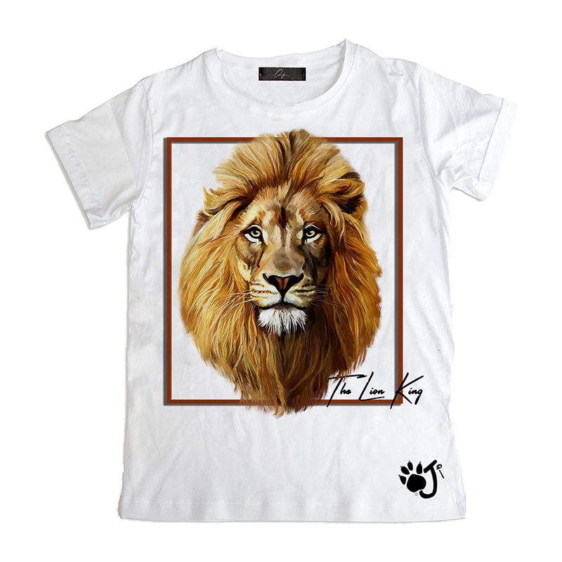T Shirt Uomo Su002 The Lion King