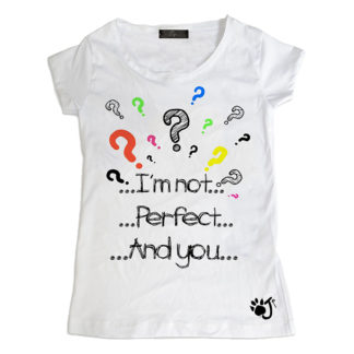 T-Shirt bambina Perfect