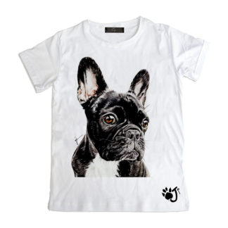 T Shirt Uomo Dcu008 Black Dog